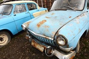 restoring antique car frames new jersey