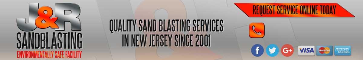 sandblasting company new jersey